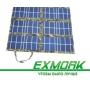 EXMORK Мобильные солнечные батареи