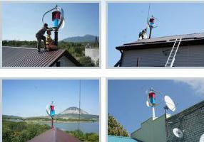 Ветрогенераторы ТIMAR
