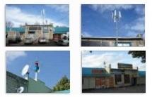 Ветрогенераторы на магазине ООО