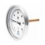 Термометр биметаллический осевой для самогонных аппаратов РОСМА