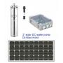 Солнечный водяной насос JS3 3