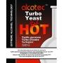 Дрожжи спиртовые Alcotec Turbo Yeast Red Hot, 90 гр