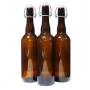 Бутылка с бугельной пробкой 1 л (9 шт)