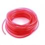 Шланг полиуретановый (красный) 6,5х10 мм
