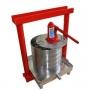 Пресс для отжима сока с гидравлическим домкратом