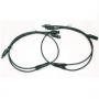 MC4 Y-коннектор 500 мм для кабеля 4 мм² для солнечной батареи Exmork