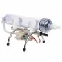 ДИСТИВ IL-10 горизонтальная электроустановка угольной очистки спиртосодержащих жидкостей