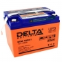 Аккумулятор Delta DTM 1233 I  свинцово-кислотный
