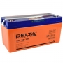 Delta GEL 12-120 свинцово-кислотный аккумулятор
