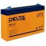 Delta HR 6-9 (634W) свинцово-кислотный аккумулятор