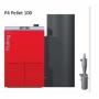 Котел на пеллетах Froling P4 100 кВт автоматический (вкл. обеспыливатель PST)