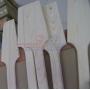 Деревянные лопатки для размешивания сусла и браги