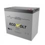 Аккумуляторная батарея серии ML 12-55 ECOVOLT