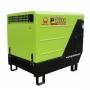 P12000 1 фаза бензиновый генератор Pramac