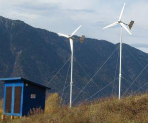 Ветрогенератор Exmork 2 кВт, 48 вольт