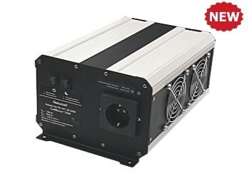 СибВольт 1512 инвертор DC-AC, 12В/1500Вт Сибконтакт