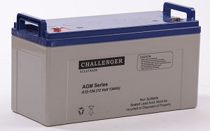A12-134 АКБ Challenger