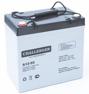 A12-55 АКБ Challenger