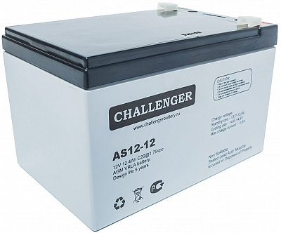 AS12-12 АКБ Challenger