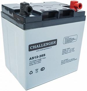 AS12-28 АКБ Challenger