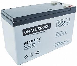 AS12-7.0L АКБ Challenger