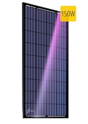 Au-FSM-150P поликристаллическая солнечная батарея, солнечный модуль aurinko®