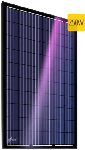 Au-FSM-250P поликристаллическая солнечная батарея, солнечный модуль aurinko®