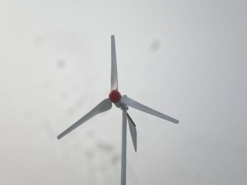 Горизонтальный ветрогенератор 300Вт, купить в Пятигорске.