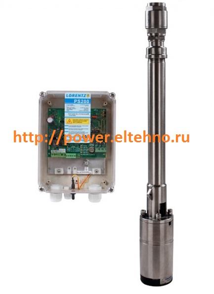 Lorentz PS200 HR-04X солнечный водяной насос