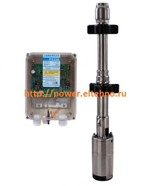Lorentz PS200 HR-07X солнечный водяной насос