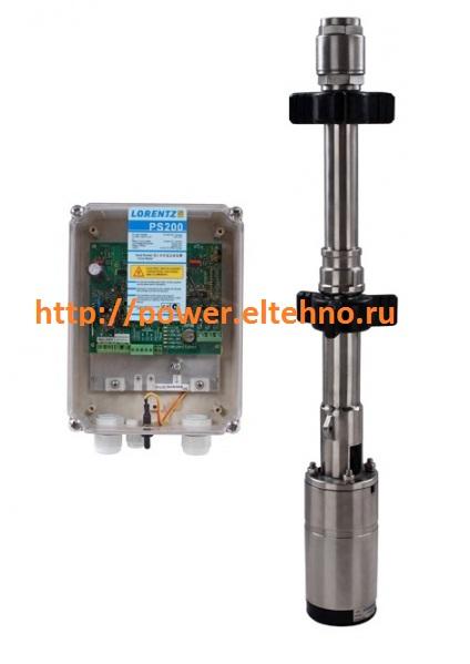 Lorentz PS200 HR-14X солнечный водяной насос