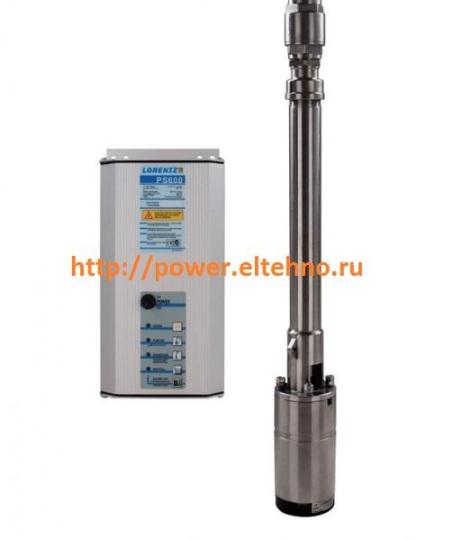 Lorentz PS600 HR-04 солнечный водяной насос