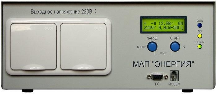 MAP·SIN·PRO·12·1·3 МАП Энергия