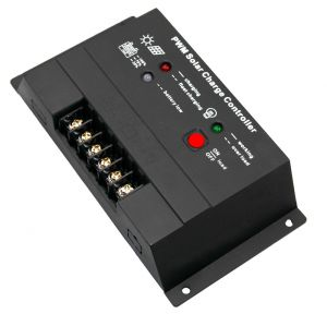 Контроллер JUTA CM2024 20A 12V/24V