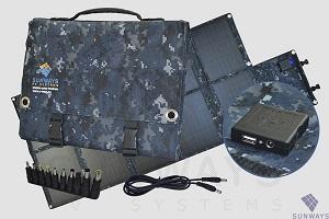 Sunways FSM-100М мобильный солнечный модуль