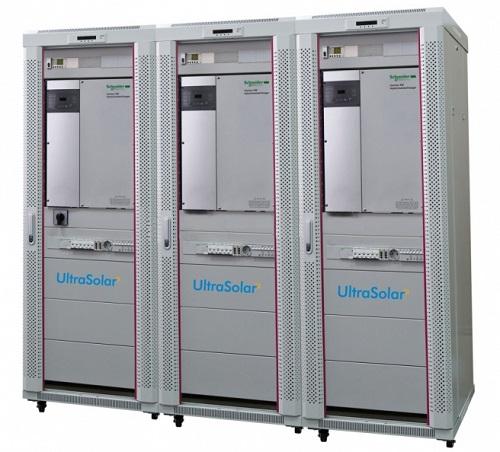 Солнечная электростанция USP-54-90 UltraSolar Pro трехфазная