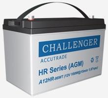 A12HRL-380WS АКБ Challenger