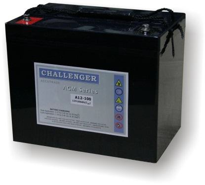 А12-200 АКБ Challenger