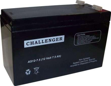 AS12-8,0 АКБ Challenger
