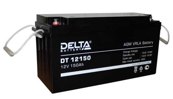 Delta DT 12150 свинцово-кислотная АКБ