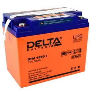 Аккумулятор Delta DTM 1255 I  свинцово-кислотный