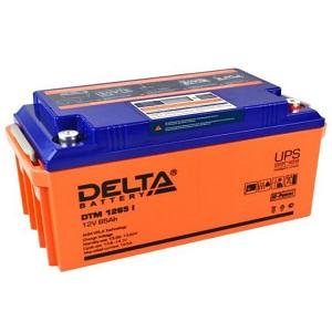 Аккумулятор Delta DTM 1265 I свинцово-кислотный