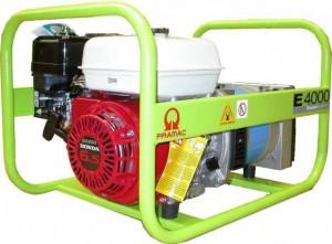E3200 бензиновый генератор Pramac