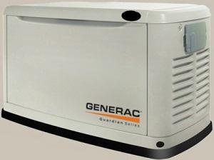 Generac 5914 газовый генератор