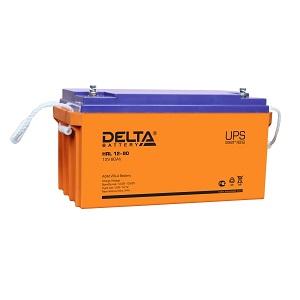 Delta HRL 12-80 X аккумулятор