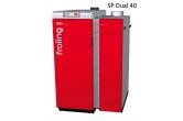 Комбинированный котел Froling SP Dual 40 кВт дрова пеллеты автоматический (Австрия)