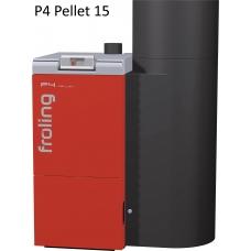 Котел на пеллетах Froling P4 15 кВт автоматический