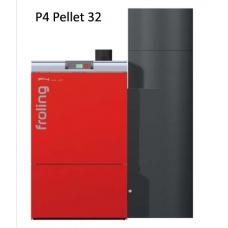 Котел на пеллетах Froling P4 32 кВт автоматический