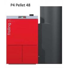 Котел на пеллетах Froling P4 48 кВт автоматический