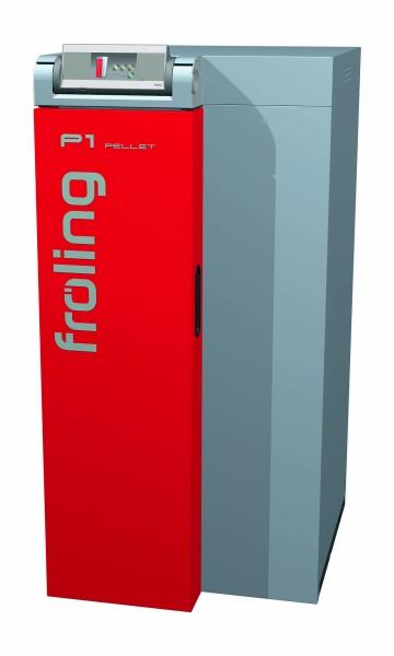 Котел на пеллетах Froling PE1 7 кВт автоматический сверхкомпактный